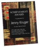 Acrylic Art Plaque Award Artistic Awards